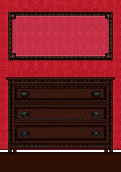 Möbel für die Nachbarin für die Bettgeschichten Anthologie