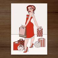 Pearlie Mae Kaufrausch Flyer für Label Suite