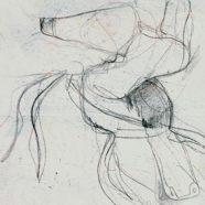 Zeichnen beim Kendo in Stockholm