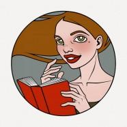 Literatina für Literaturreport | Kleines Facelifting