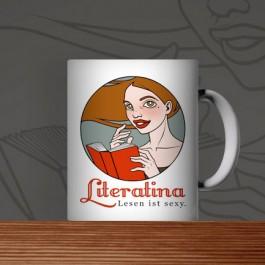 Literatina Mug