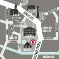 Landkarte und Stadtplan von Auerstedt