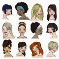 Character Design für Celebrity Imposters