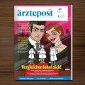 Cover Vergleichen lohnt sich für Ärztepost Magazin