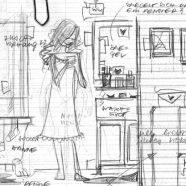 Making Of Lily Lux | Erste Skizzen