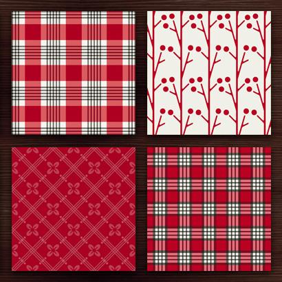 Grafik // Schöne Muster für Lily Lux