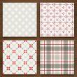 Muster und Textildesign für Lily Lux