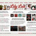 Startseite für Lily Lux