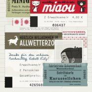 Lily Lux Notizbuch | Sammelalbum zum Ausflugstag