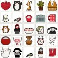 Icons und Geschenke für Lily Lux