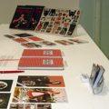 Foto von Lily Lux Magneten, Die wunderbare Welt der Lily Lux und Lily Lux Notizbuch auf der Frankfurter Buchmesse