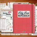 Basteln mit dem Lily Lux Notizbuch