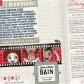 Schönheit im Lily Lux Notizbuch