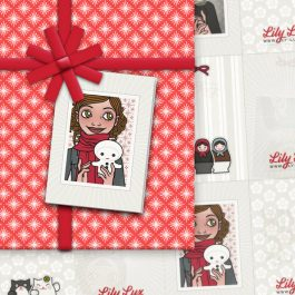 Crafting Template Gift Tags