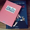Fotos von Lily Lux Notizbuch und Die wunderbare Welt der Lily Lux