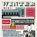 Winterglück im Lily Lux Notizbuch