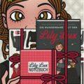 Lily Lux Passbild mit Büchern