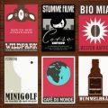 Corporate Identities für Marken aus der Welt von Lily Lux