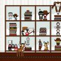 Figuren und Details aus Lily Lux' Seite in Hugh! Winnetou