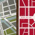 Landkarten für Lily Lux