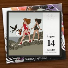 Taschen's Illustration Now Calendar