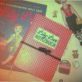Foto von Die wunderbare Welt der Lily Lux, Lily Lux Notizbuch und Lily Lux Kühlschrankmagneten
