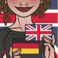 Lily Lux Passbild mit Sprachen