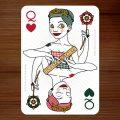 Herzdame Spielkarte für 52 Aces Reloaded