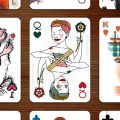 Herzdame und weitere Spielkarten für 52 Aces Reloaded