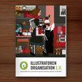 Lily Lux auf dem Umschlag der IO-Image-Broschüre