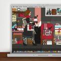 Lily Lux Wallpaper mit Sperrmüll im Herbst