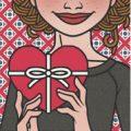 Lily Lux Passbild mit Herz