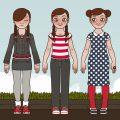 Characterdesign für Tiny Lily