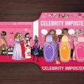 Celebrity Imposters Fragrance Packaging Gift Set