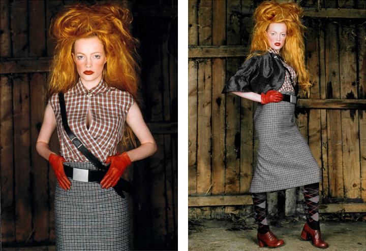 Outfit Charivari mit Bluse, Rock und Bolero aus der Jagdfieber Mode Kollektion nach historischer Frauenjagdkleidung und der Kleidung von Jägerinnen zur Jagd von Iris Luckhaus