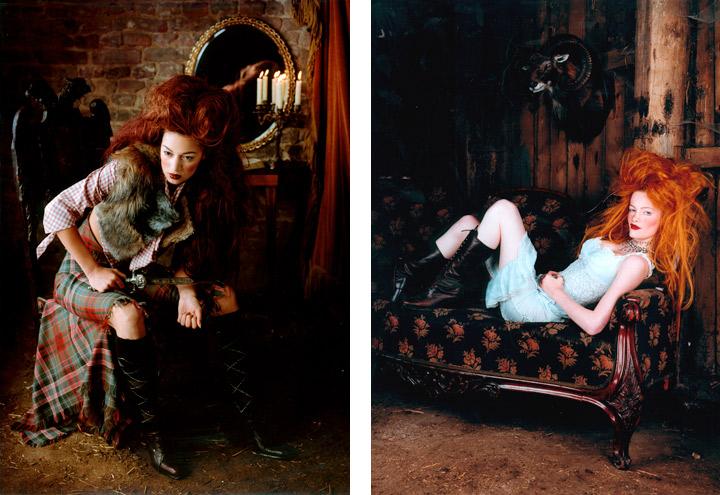 Outfit Wolpertinger aus der Jagdfieber Mode Kollektion nach historischer Frauenjagdkleidung und der Kleidung von Jägerinnen zur Jagd