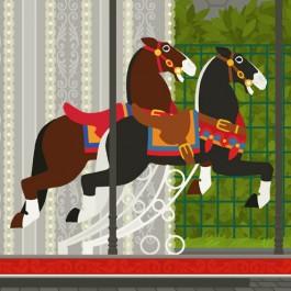 Merry Go Round (Pferdchenkarussell)
