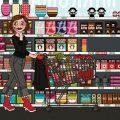 Supermarkt für Lily Lux