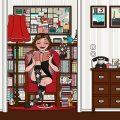 Lesestunde für Lily Lux