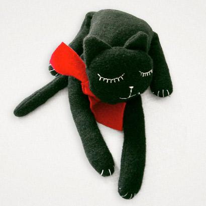 Pauline Eleonore, die verschlafene Katze