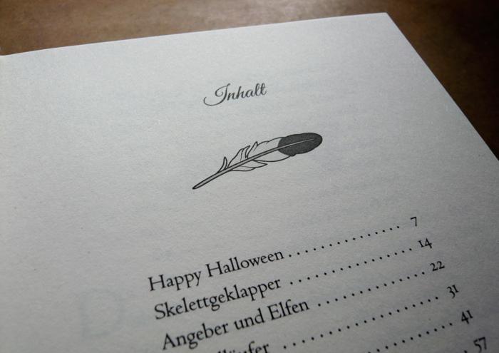 Fotos von den Vignetten im Lillesang Buch