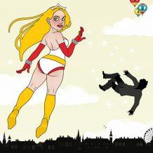 Super Heroine Barbararella