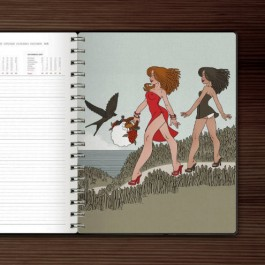 Taschen Illustration Now! Kalender