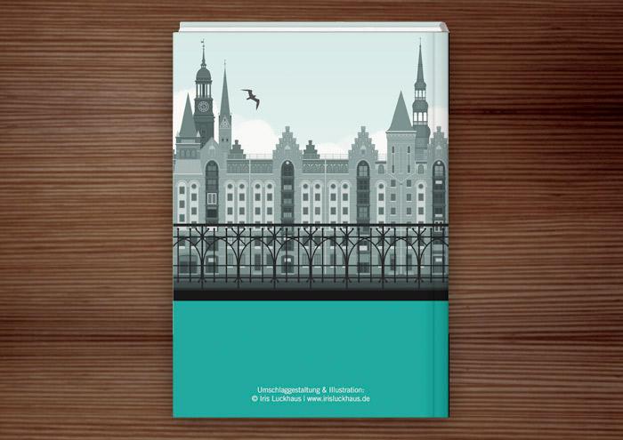 Umschlaggestaltung für die Masterarbeit Der Ehrbare Unternehmensberater von J. A. Riemenschneider