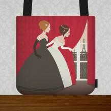 Märchenmädchen Tasche