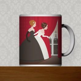 Märchenmädchen Tasse