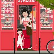 Kleine Leute | Lila & Polly : Shopping I