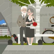 Tiny People in Paris | Anna & Max | Anniversary III