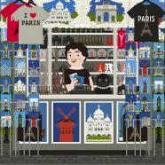 Kleine Leute in Paris | Souvenirs