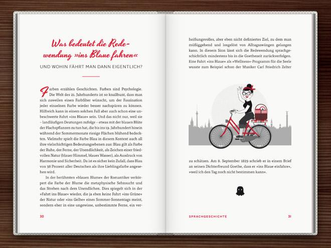 Du hast das Wort, Schätzchen! 100 charmante Geschichten rund um die Sprache im Duden Verlag